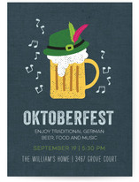 Oktoberfest Beer and Music