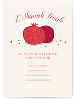 Rosh Hashanah Celebration