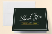 Retirement Party Thank You Cards