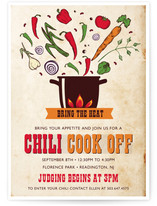 Bring The Heat Chili Cook Off
