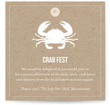 Crab Fest by That Girl Studio