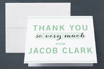 Adult Birthday Party Thank You Cards