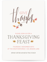 Feast of Thanks
