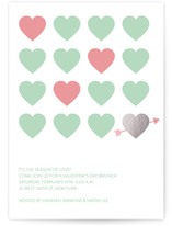Valentines Heart Grid