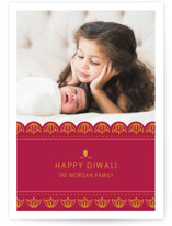 Diya Festival Diwali Cards