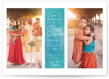 Decorated Diwali