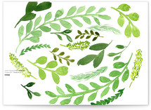 Leaves of Green by Katie Vander Velde