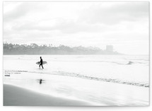 Monochrome Coasts by Matthew Sampson