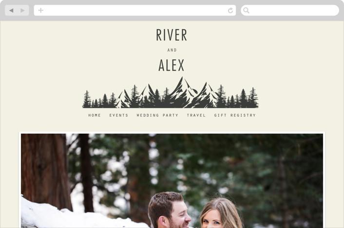 Mountain Affair