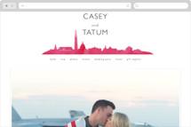 Skyline - Washington DC Wedding Websites