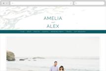 Classic Splash Wedding Websites