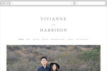 La Ligne Wedding Websites