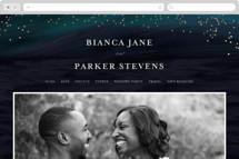 borealis Wedding Websites