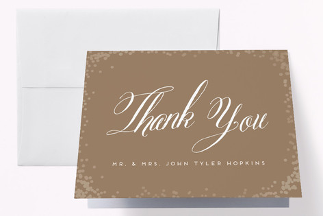 Pinot Anniversary Party Thank You Cards