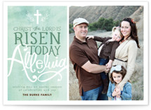 Alleluia Easter Cards