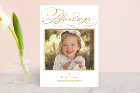 Scripted Blessings Easter Cards