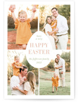 Happy Easter greetings by Alexandra Dzh