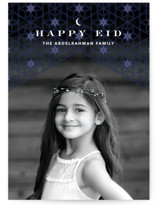 Starry Eid Lace by Carrie Moradi