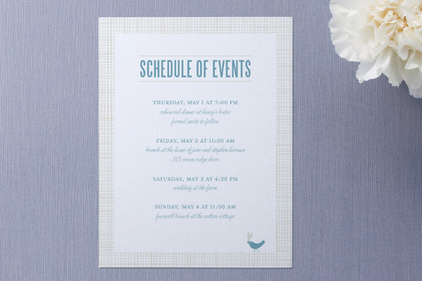 SWEET LINEN Enclosure Cards