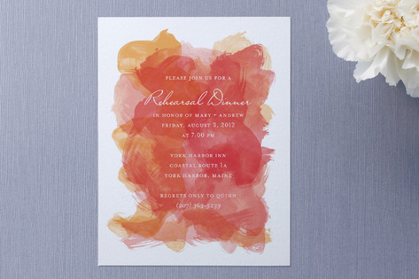 Aquarelle Enclosure Cards