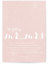 The Future Mr. & Mrs. Engagement Party Invitations