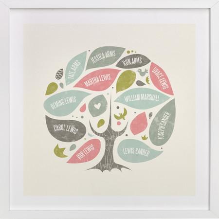 minted.com Family Tree