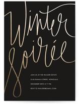 Winter Soiree