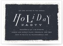 gran follino Foil-pressed Party Invitation