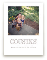 Floral Cousins Art Prints