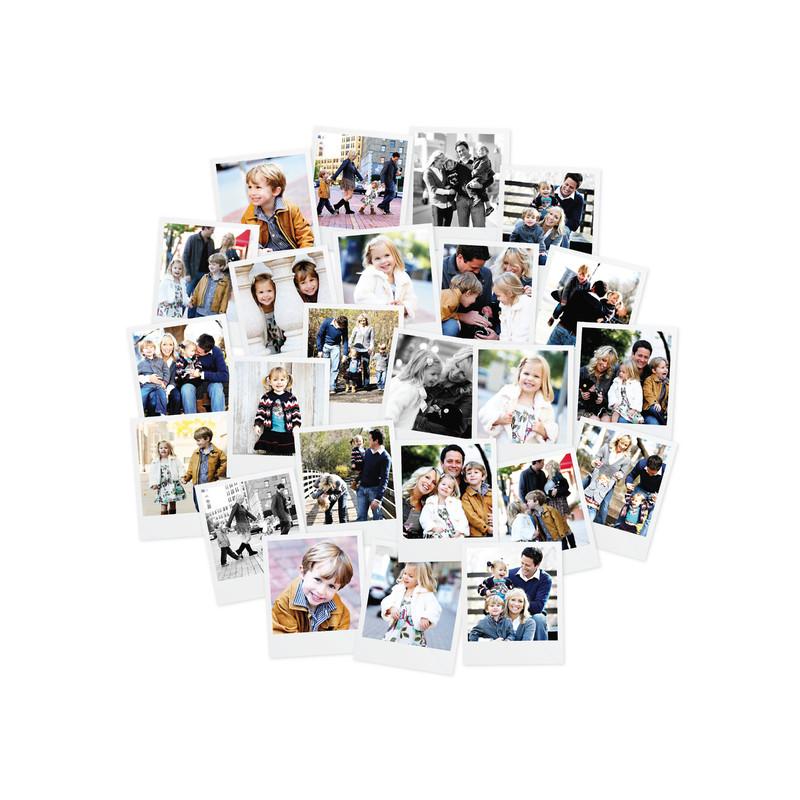 photo circle art