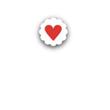 Happy Love Day Small Stickers