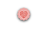 Handmade Heart Small Stickers