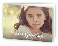 Sophisticate Landscape Easter Greeting Cards