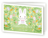 Easter Flowers Easter Greeting Cards