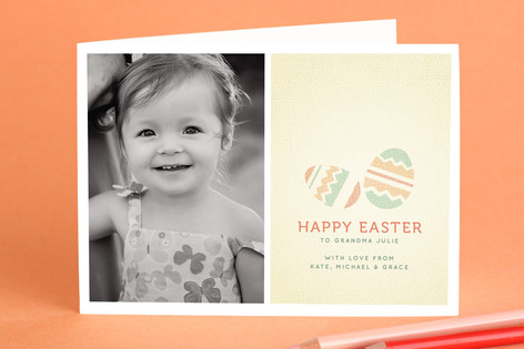Egg-cellent Easter Greeting Cards