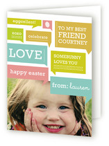Thoughts on Easter Easter Greeting Cards