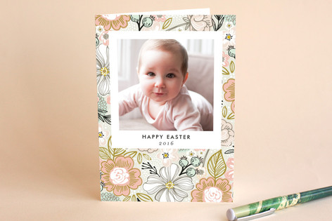 Simple Snapshot Easter Greeting Cards