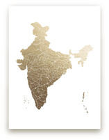 India Map by Jorey Hurley
