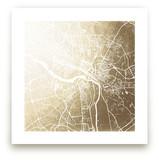 Richmond Map by Melissa Kelman