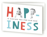 Happiness is Dad