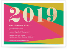 Colorful New Year by Little Print Design