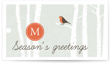 Hazy Shade of Winter Gift Tags