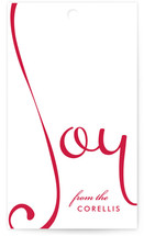 Overflowing Joy Gift Tags