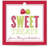Sweet Treats Gift Tags