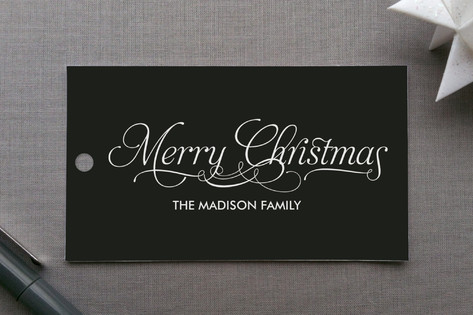 Modern Elegance Gift Tags