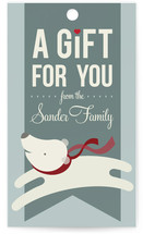 Polar Gift Tag Gift Tags