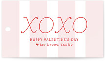 XOXO Gift Tags
