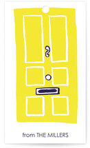 Charleston Doors Gift Tags