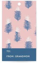 Snow Tipped Trees by Yaling Hou Suzuki