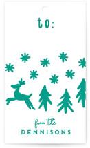 Reindeer Run Test